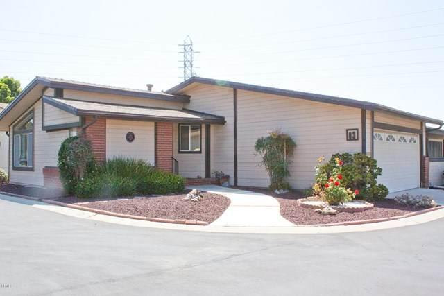 1220 Johnson Drive #63, Ventura, CA 93003 (#V1-2284) :: TruLine Realty