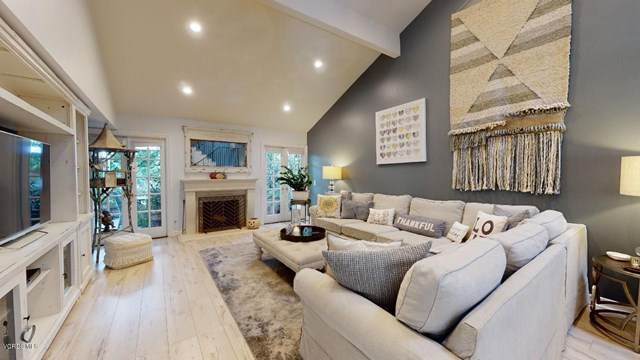 2961 Winding Lane, Westlake Village, CA 91361 (#220010732) :: TruLine Realty