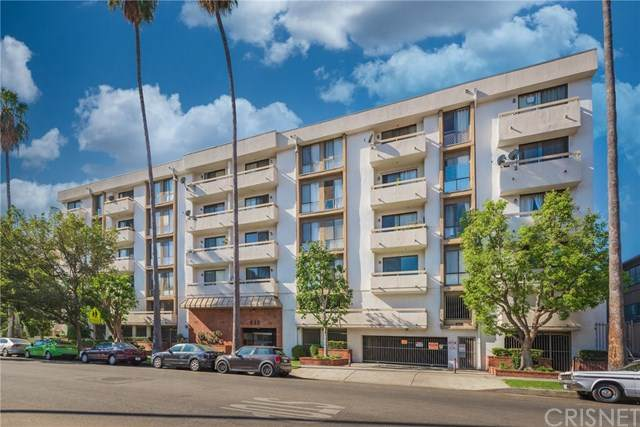 533 S St Andrews Place #408, Los Angeles, CA 90020 (#SR20229526) :: The Parsons Team