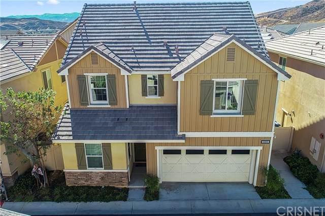 22025 Windham Way, Saugus, CA 91350 (#SR20232387) :: Randy Plaice and Associates