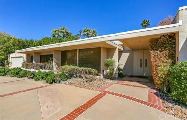 750 Camino Norte, Palm Springs, CA 92262 (#SR20236320) :: TruLine Realty