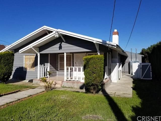 1101 W 110th Street, Los Angeles, CA 90044 (#SR20236613) :: TruLine Realty