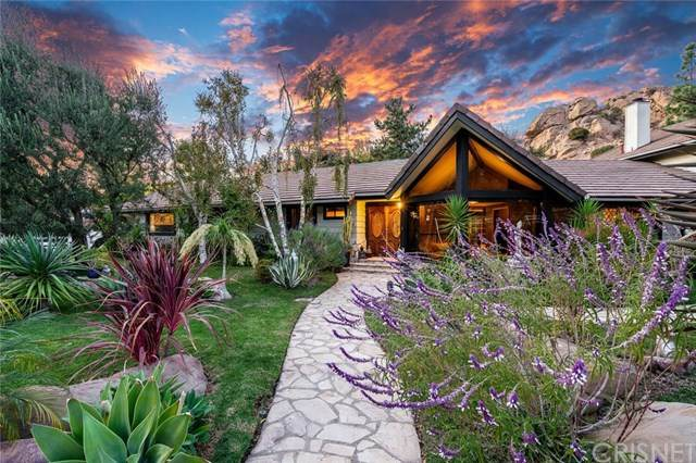 121 Stagecoach Road, Bell Canyon, CA 91307 (#SR20233688) :: Arzuman Brothers