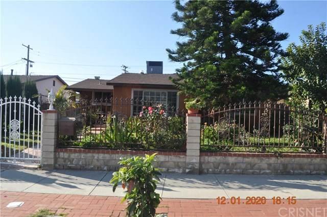 8411 Terhune Avenue, Sun Valley, CA 91352 (#SR20237410) :: Arzuman Brothers