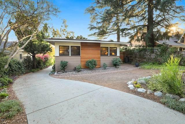 86 E Mira Monte Avenue, Sierra Madre, CA 91024 (#P1-2283) :: The Parsons Team
