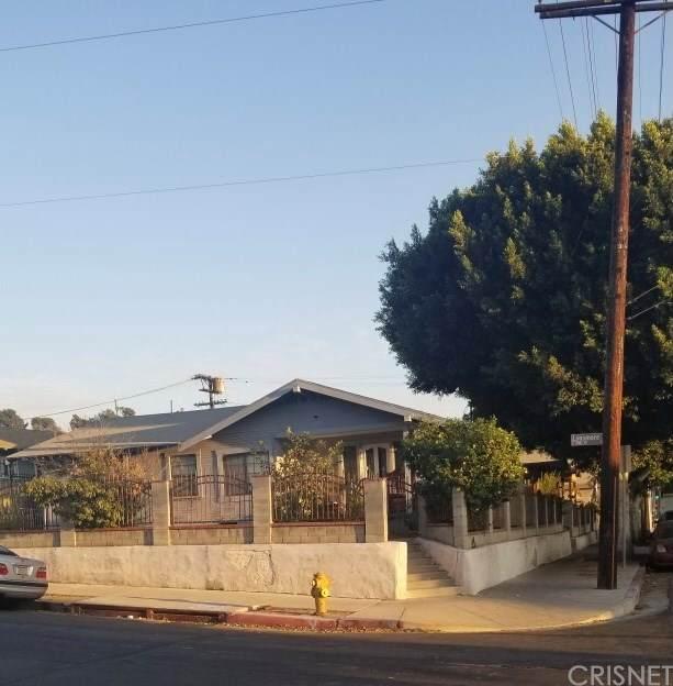 3300 Loosmore Street, Los Angeles, CA 90065 (#SR20239392) :: TruLine Realty