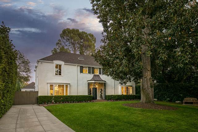 410 Arroyo Drive, South Pasadena, CA 91030 (#P1-2334) :: The Parsons Team