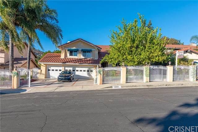 24411 Highlander Road, West Hills, CA 91307 (#SR20241892) :: Arzuman Brothers