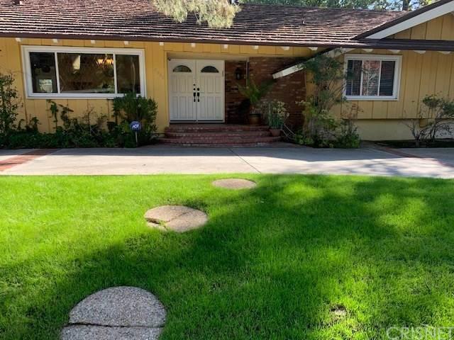 4966 Palo Drive, Tarzana, CA 91356 (#SR20241709) :: Arzuman Brothers