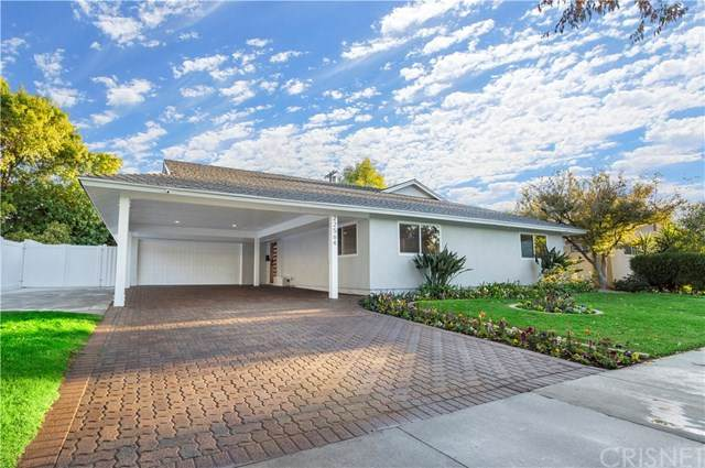 22564 Vose Street, West Hills, CA 91307 (#SR20242429) :: Arzuman Brothers