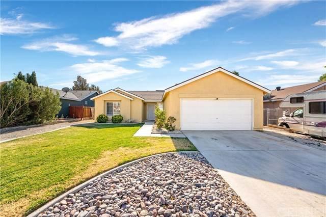 1032 Oakwood Lane, Rosamond, CA 93560 (#SR20243528) :: The Grillo Group