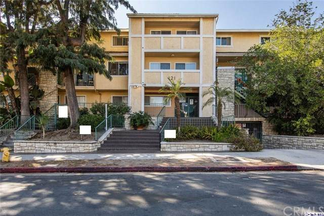 121 Sinclair Avenue #229, Glendale, CA 91206 (#320004108) :: Lydia Gable Realty Group