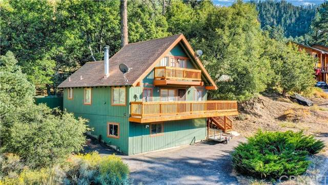 1920 Matterhorn Drive, Pine Mtn Club, CA 93222 (#SR20237952) :: The Grillo Group