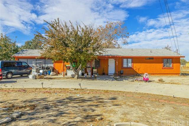 10853 E Avenue R14, Littlerock, CA 93543 (#SR20242405) :: Arzuman Brothers