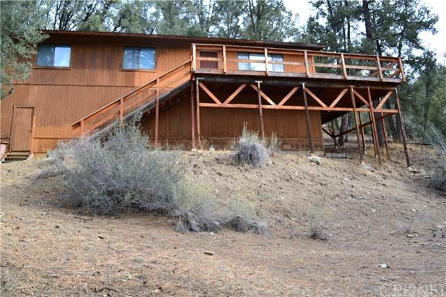 2112 Ironwood Drive, Pine Mtn Club, CA 93222 (#SR20244066) :: The Grillo Group