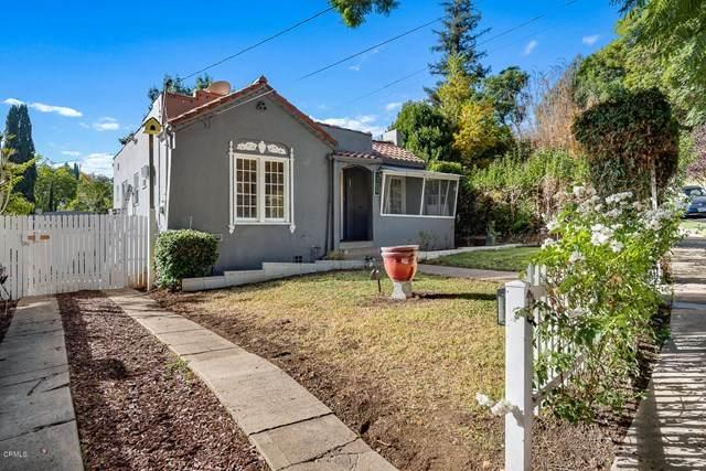 1709 Gillette Crescent, South Pasadena, CA 91030 (#P1-2391) :: The Parsons Team