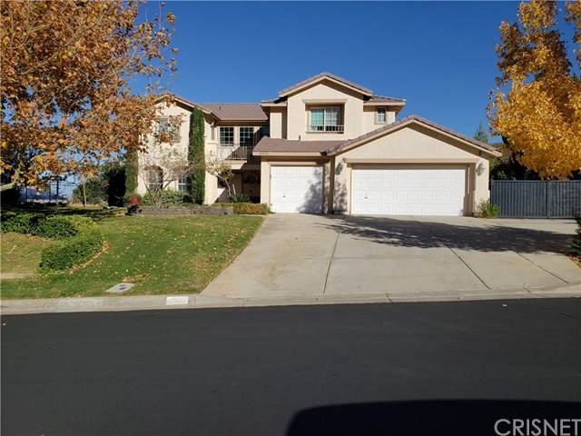 40946 Via Tranqilo, Palmdale, CA 93551 (#SR20244682) :: Berkshire Hathaway HomeServices California Properties