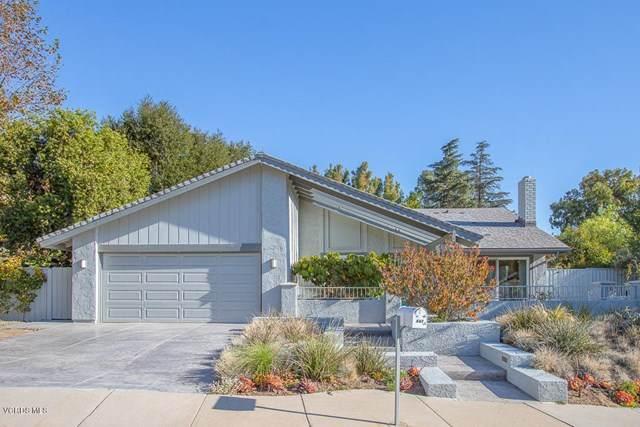 643 Lautrec Court, Thousand Oaks, CA 91360 (#220011074) :: The Grillo Group