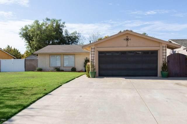 865 Calle La Sombra, Camarillo, CA 93010 (#V1-2687) :: TruLine Realty