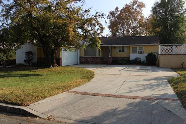 19226 Lanark Street, Reseda, CA 91335 (#220011088) :: The Ellingson Group