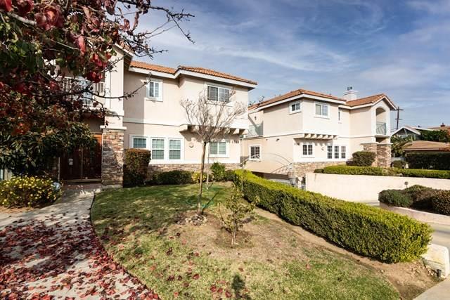 1715 Acacia Street B, Alhambra, CA 91801 (#P1-2423) :: Berkshire Hathaway HomeServices California Properties
