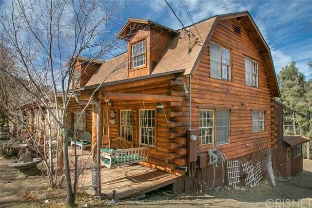 14113 Yellowstone Drive, Pine Mtn Club, CA 93225 (#SR20238653) :: Arzuman Brothers