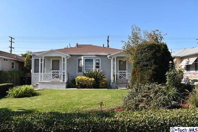 2503 N Lincoln Street, Burbank, CA 91504 (#320004159) :: The Parsons Team
