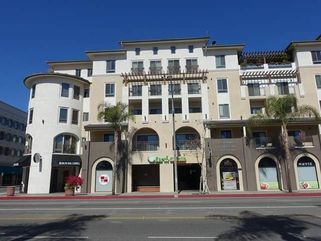 28 N 3rd Street A312, Alhambra, CA 91801 (#P1-2429) :: Berkshire Hathaway HomeServices California Properties