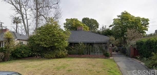 4512 Sunnyslope Avenue, Sherman Oaks, CA 91423 (#SR20246450) :: The Suarez Team