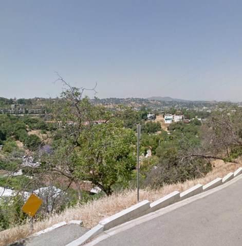 0 Peterson Avenue, South Pasadena, CA 91030 (#P1-2433) :: The Parsons Team