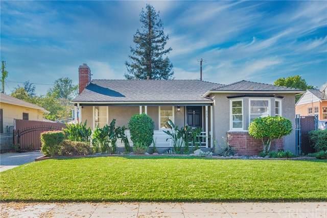 925 N Naomi Street, Burbank, CA 91505 (#SR20246379) :: The Parsons Team