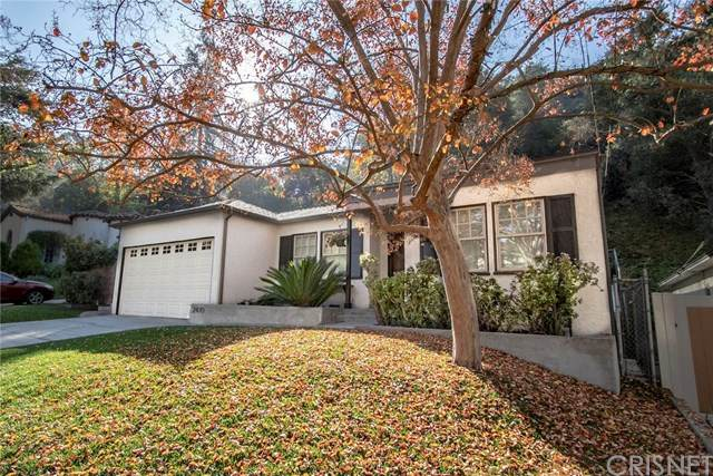 2470 Bywood Drive, Glendale, CA 91206 (#SR20247020) :: Lydia Gable Realty Group