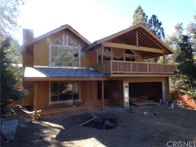 1709 Matterhorn Drive, Pine Mtn Club, CA 93222 (#SR20247365) :: Arzuman Brothers
