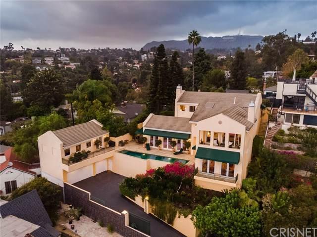 2066 Morgan Hill Drive, Los Angeles, CA 90068 (#SR20240524) :: Randy Plaice and Associates