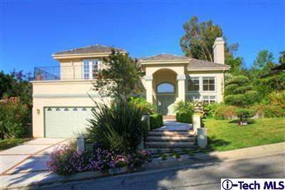 1565 Knollwood Terrace, Pasadena, CA 91103 (#P1-2475) :: Randy Plaice and Associates