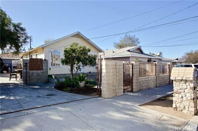 24155 Arch Street, Newhall, CA 91321 (#SR20248751) :: Randy Plaice and Associates