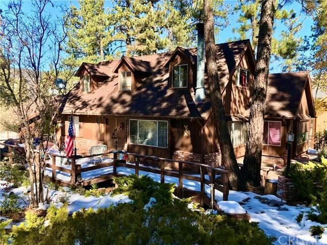 1624 Freeman Court, Pine Mtn Club, CA 93225 (#SR20240650) :: Arzuman Brothers