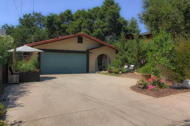 611 Emily Street, Ojai, CA 93023 (#V1-2814) :: Lydia Gable Realty Group
