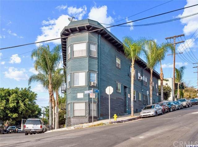 117 N Toluca Street, Los Angeles, CA 90026 (#320004195) :: Lydia Gable Realty Group