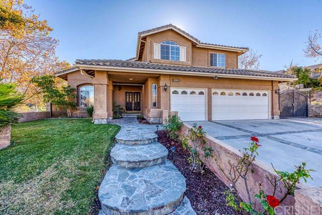 29364 Canyon Rim Place, Canyon Country, CA 91387 (#SR20249843) :: Lydia Gable Realty Group