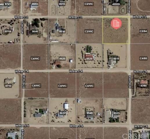 0 Vac/Cor 85 Stw/Ave C2, Lancaster, CA 93536 (#SR20250845) :: HomeBased Realty