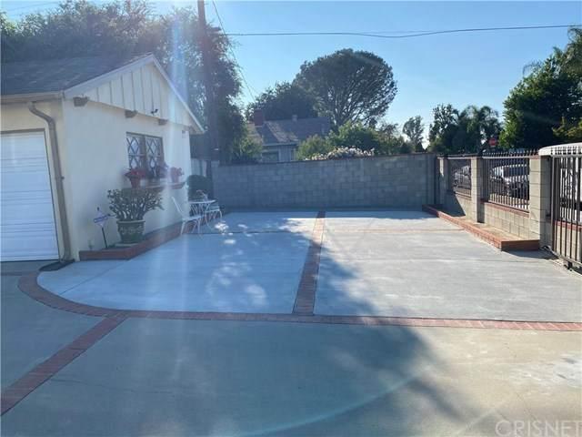 12540 Hart Street, North Hollywood, CA 91605 (#SR20250211) :: SG Associates