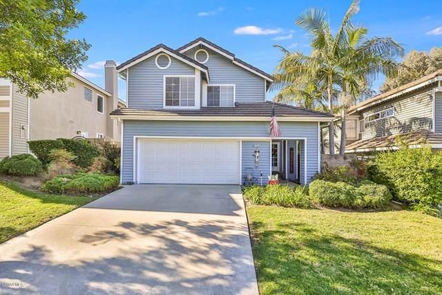 11860 Alderbrook Street, Moorpark, CA 93021 (#220011203) :: HomeBased Realty