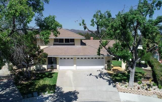 1962 Gardenstone Court, Westlake Village, CA 91361 (#220011210) :: Lydia Gable Realty Group