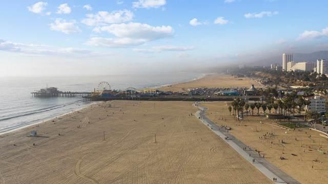 19 Seaview Terrace, Santa Monica, CA 90401 (#220011222) :: TruLine Realty