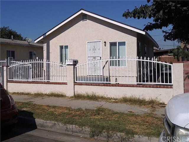 1435 E Colon Street, Wilmington, CA 90744 (#SR20252061) :: TruLine Realty