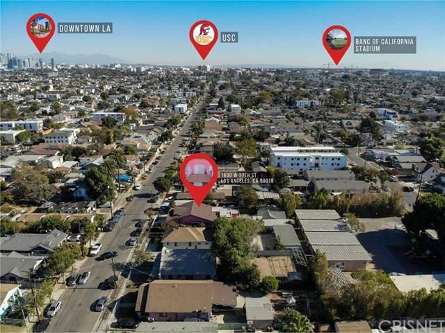 1600 W 37th Street, Los Angeles, CA 90018 (#SR20248746) :: Eman Saridin with RE/MAX of Santa Clarita