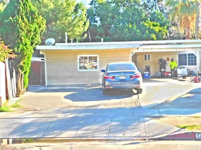 12856 Bracken Street, Arleta, CA 91331 (#SR20252955) :: Eman Saridin with RE/MAX of Santa Clarita