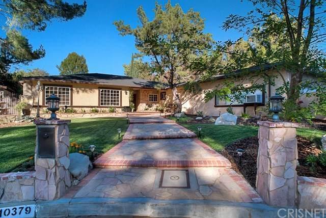 10379 Topeka Drive, Porter Ranch, CA 91326 (#SR20253581) :: Randy Plaice and Associates