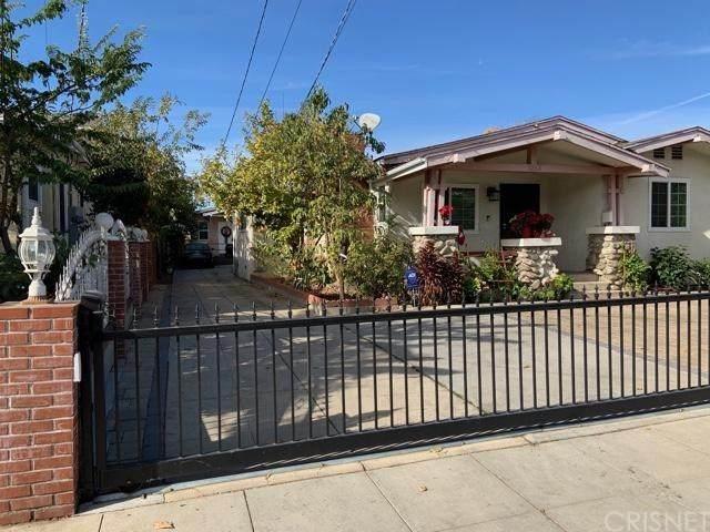 1243 N Alexandria Avenue, Los Angeles, CA 90029 (#SR20256164) :: TruLine Realty